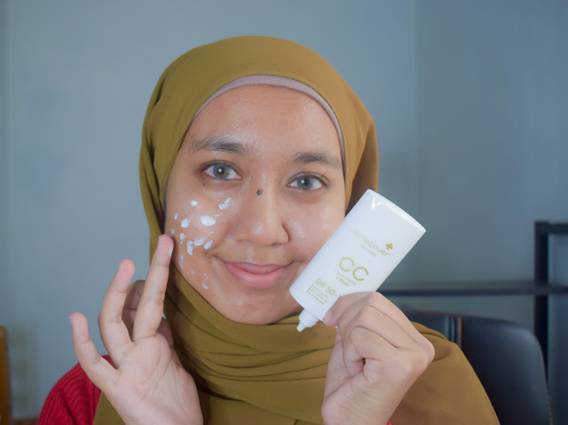 Gold Nano CC Cream Hansaegee Nature_1