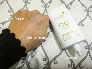 with and without CC Crea