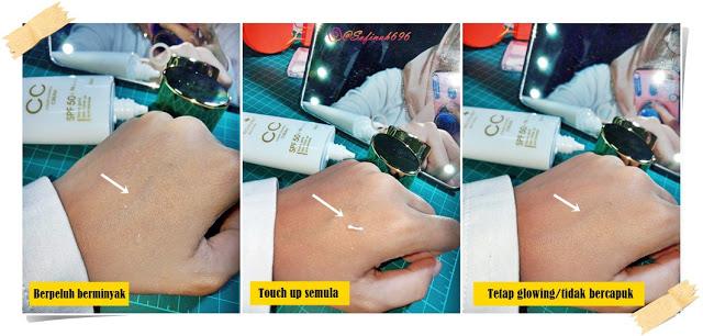 nano gold cc cream review cc cream terbaik 10