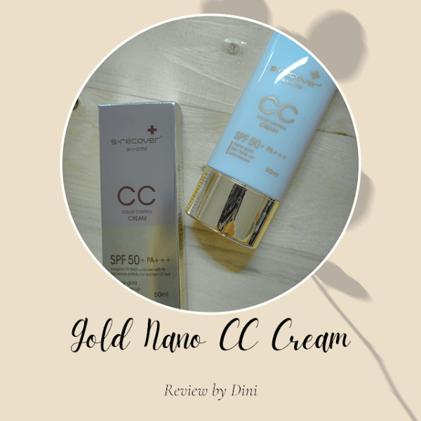 Gold Nano CC Cream