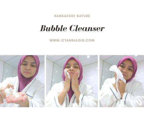 Bubble Cleanser
