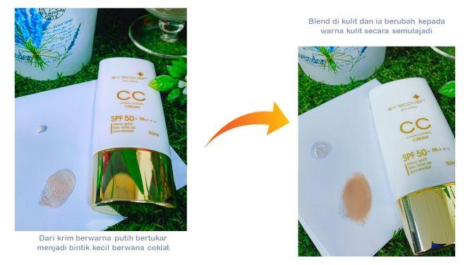 Hansaegee Nature Gold Nano CC Cream 2