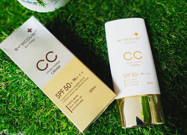 Hansaegee Nature Gold Nano CC Cream