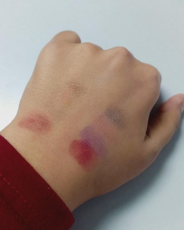 makeup test Gold Nano CC Cream 2