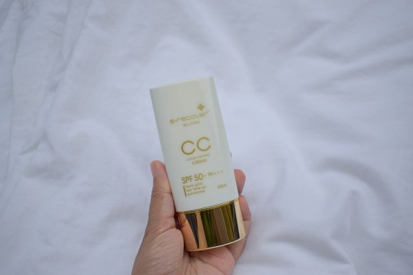 packaging cc cream