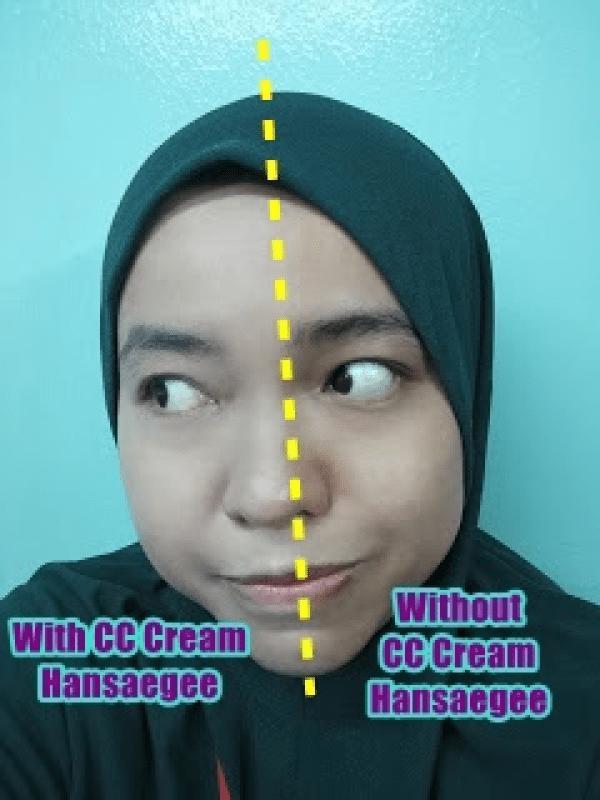 perbezaan kulit muka