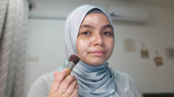 apply on skin