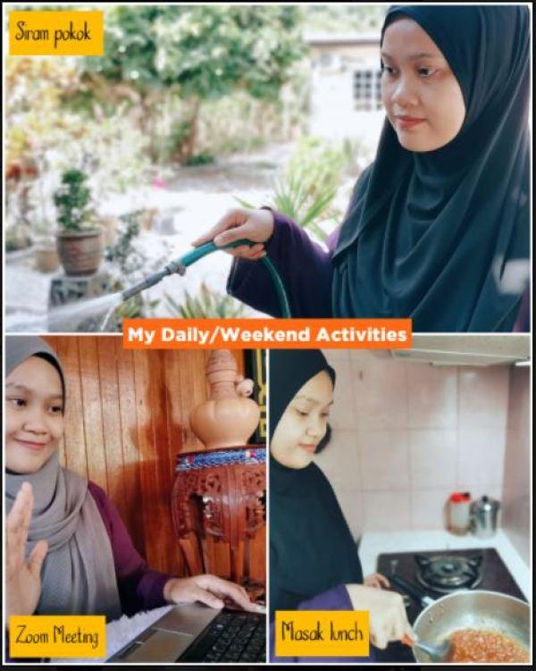 daily aktiviti