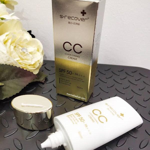 packaging cc cream 50ml