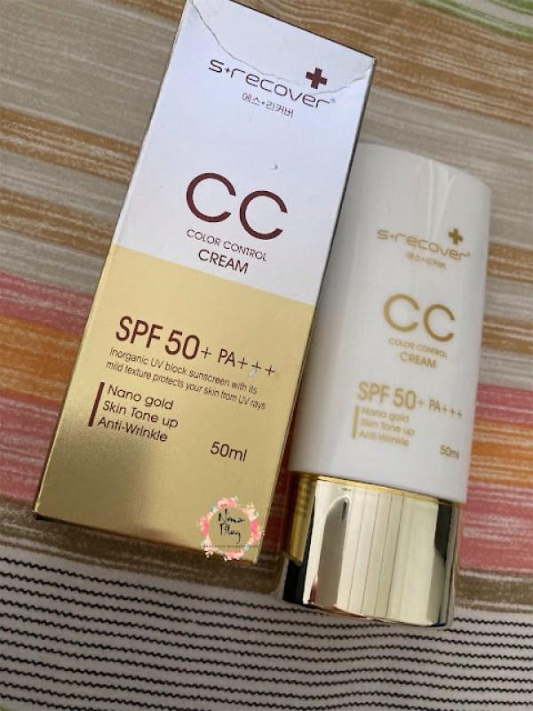 packaging sun cream