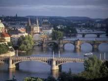 Praha sillad