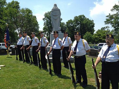 American Legion Post #37 | Hansen-Spear Funeral Home - Quincy, Illinois