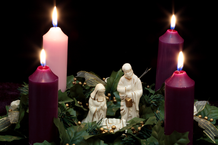 Advent Wreath | Hansen-Spear Funeral Home - Quincy, Illinois
