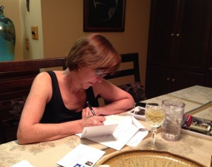 Writing Thank You Notes | Hansen-Spear Funeral Home - Quincy, IL