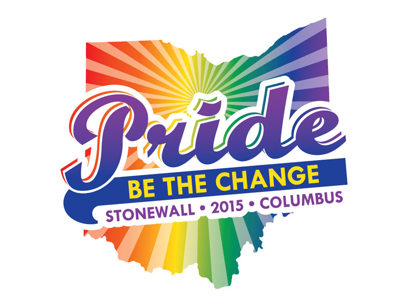 Stonewall Columbus 2015 Pride Logo