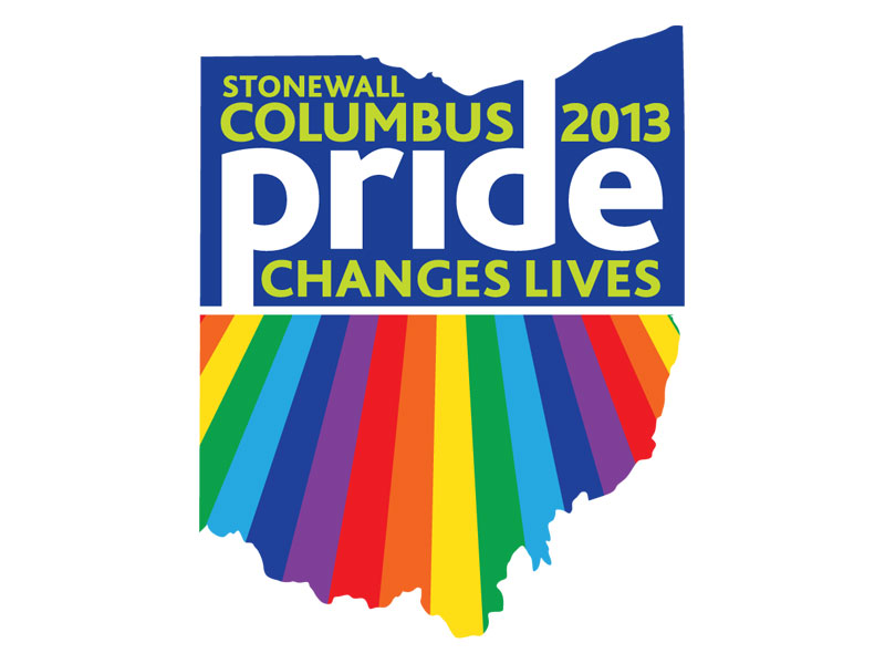 Stonewall Columbus 2013 Pride Logo