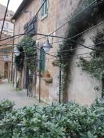streets of tuscania