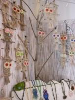 cute owls inside a little shop