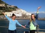 loving the amalfi coast :)
