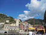 vernazza: the fourth of the five towns
