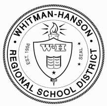 Whitman-Hanson Regional School District Seal