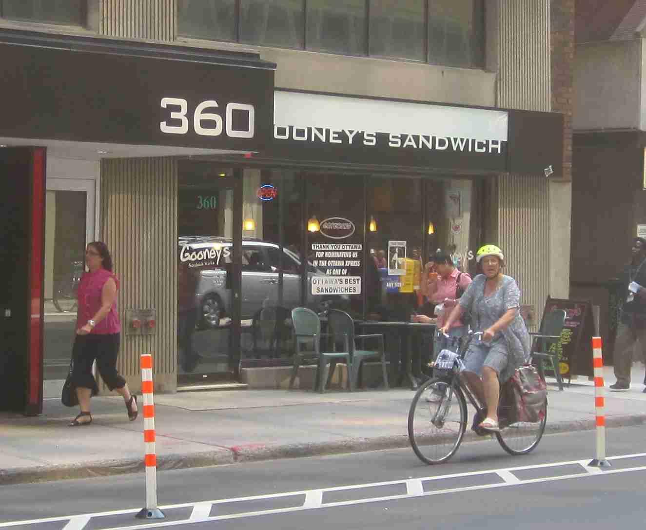 Ottawa Bicycle Culture – Gooney's
