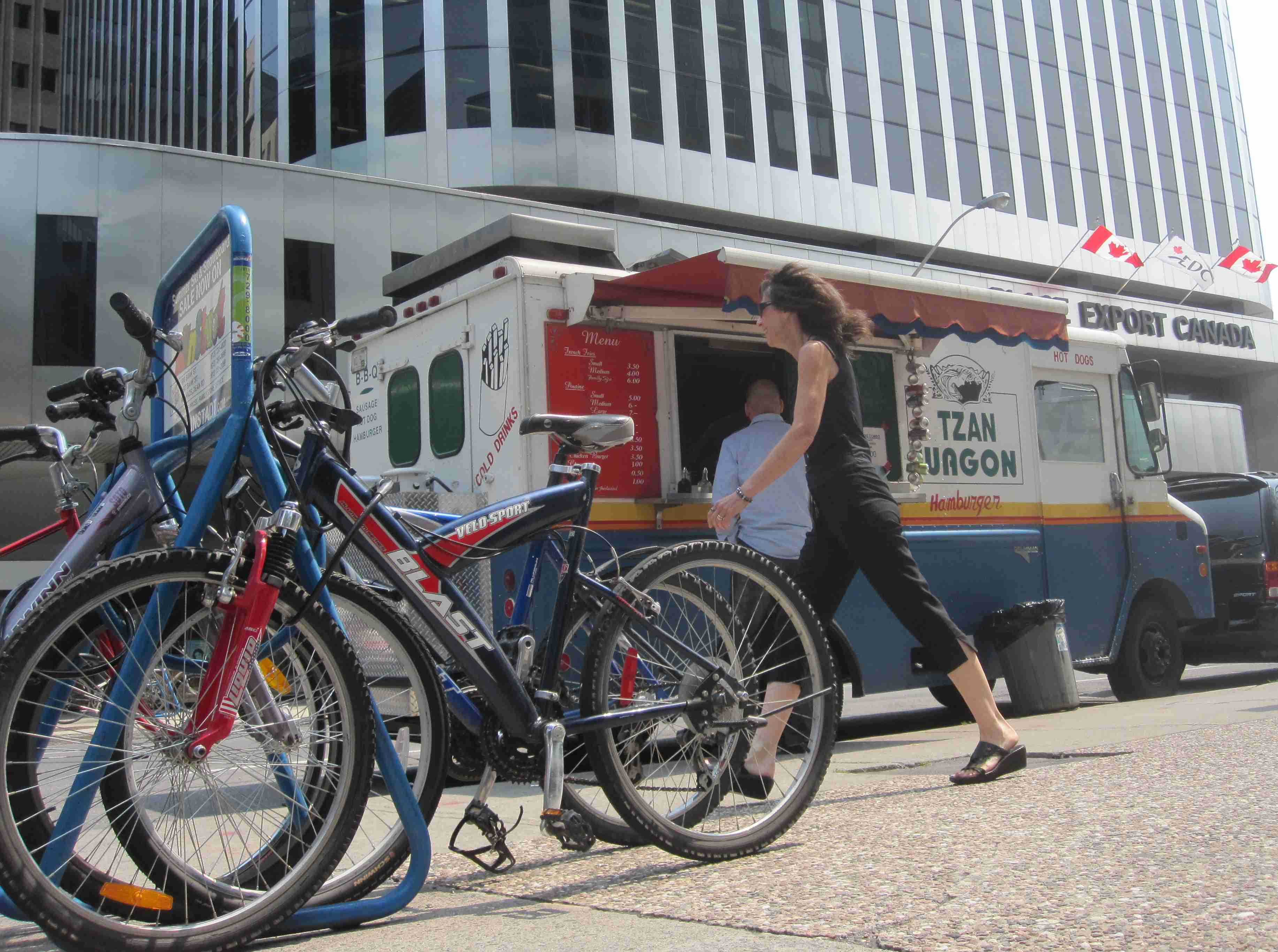 Ottawa Bicycle Culture – Tzan wagon