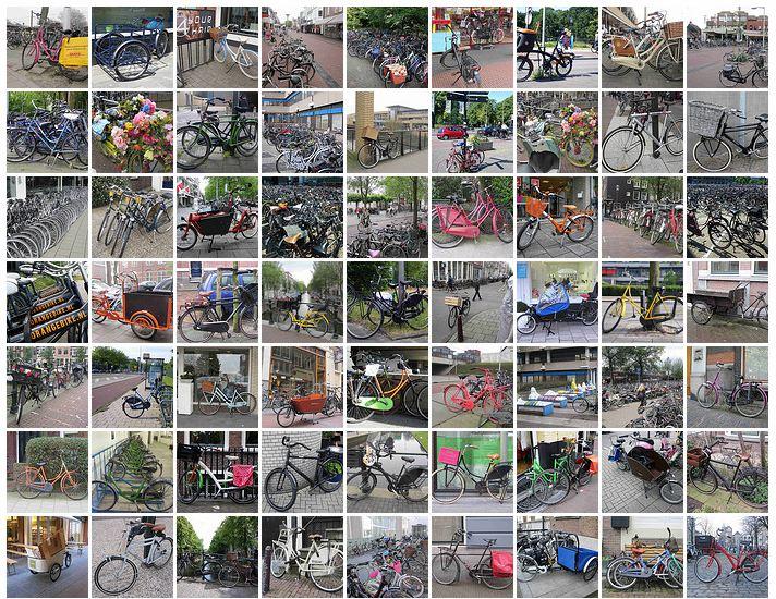 Capture of Urban Commuter Ottawa Dutch bicycle photos