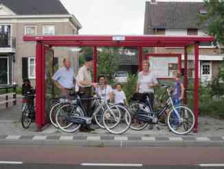 bus shelter Rijssen