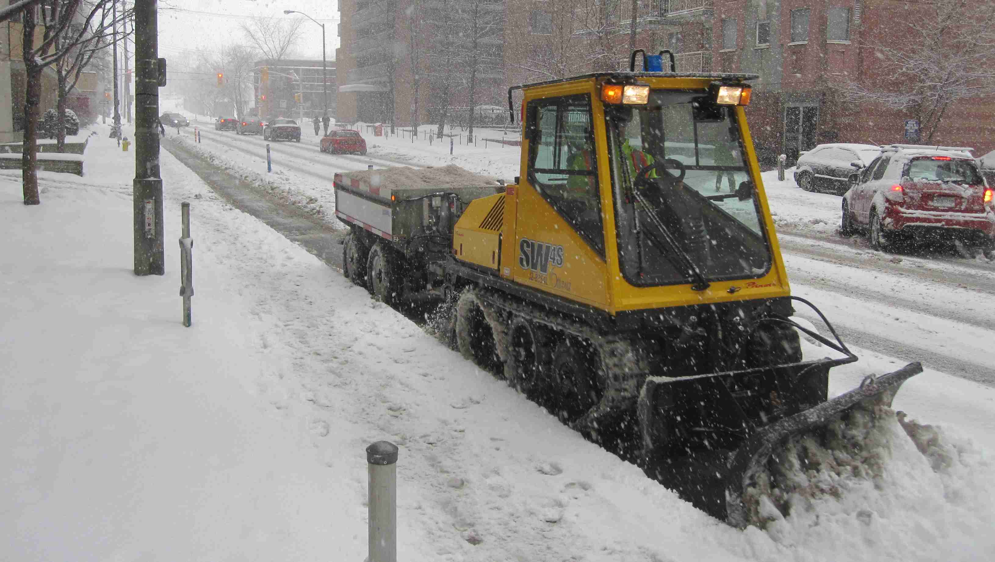 snowclearing