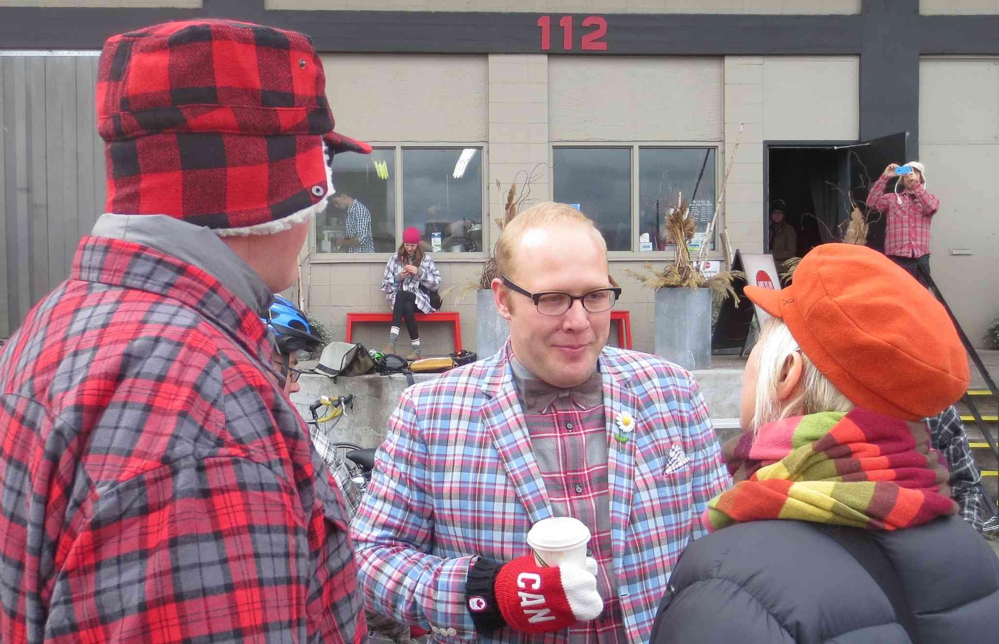 2013 10 27 Ottawa Plaid Parade – Hans Moor 02