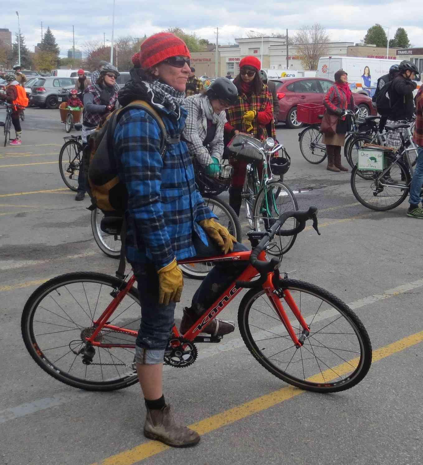 2013 10 27 Ottawa Plaid Parade – Hans Moor 16