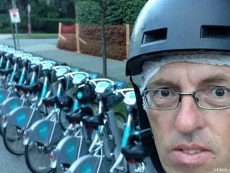 bike share Vancouver