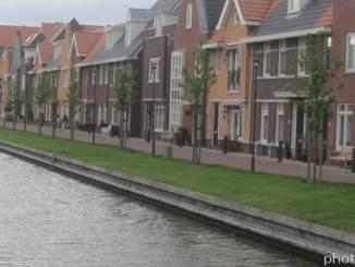 Rain water management in western Netherlands is vital.