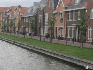 Rain water management in western Netherlands is vital.