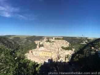 View on Old Ragusa, or Ragusa Ibla