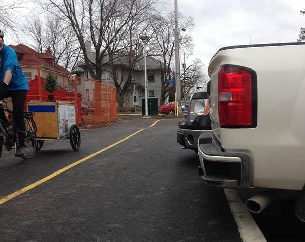 poor parking design