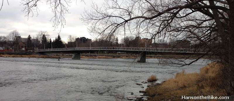 the Adawe bridge as an example for a bridge further south in the Billings and Riverside area