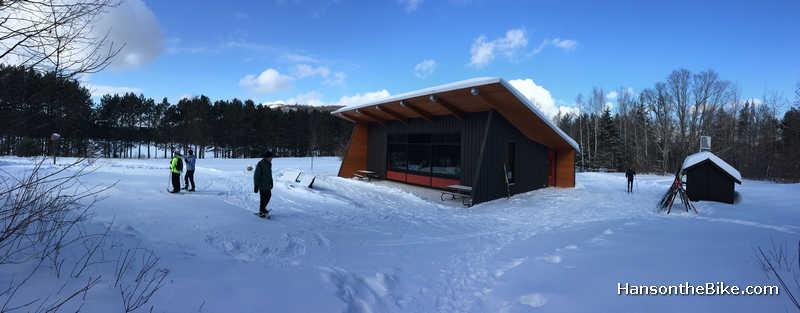 Renaud hut
