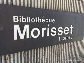 Ottawa U's library