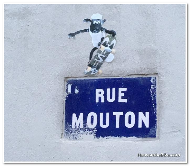 Rue Mouton image