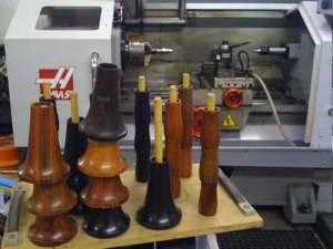 Beautiful bells and barrels.