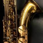 Hanson LX tenor sax