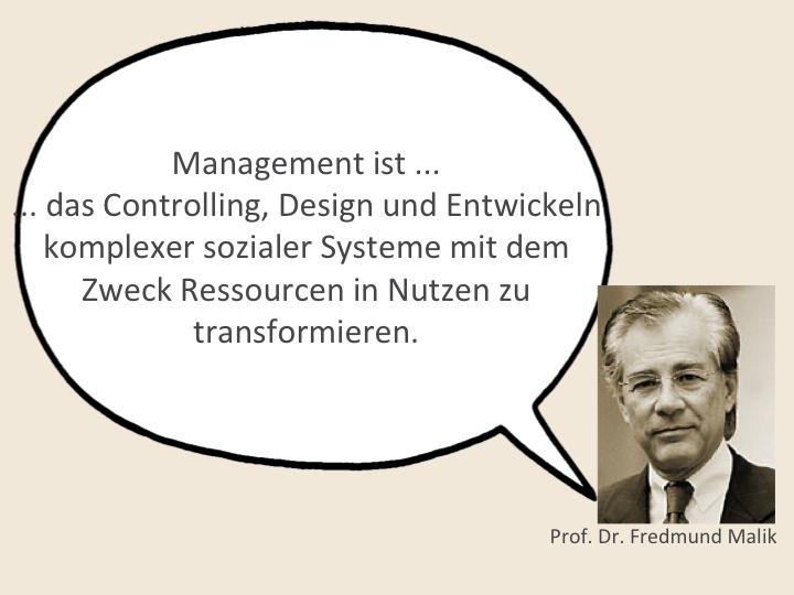 Quote Fredmund Malik