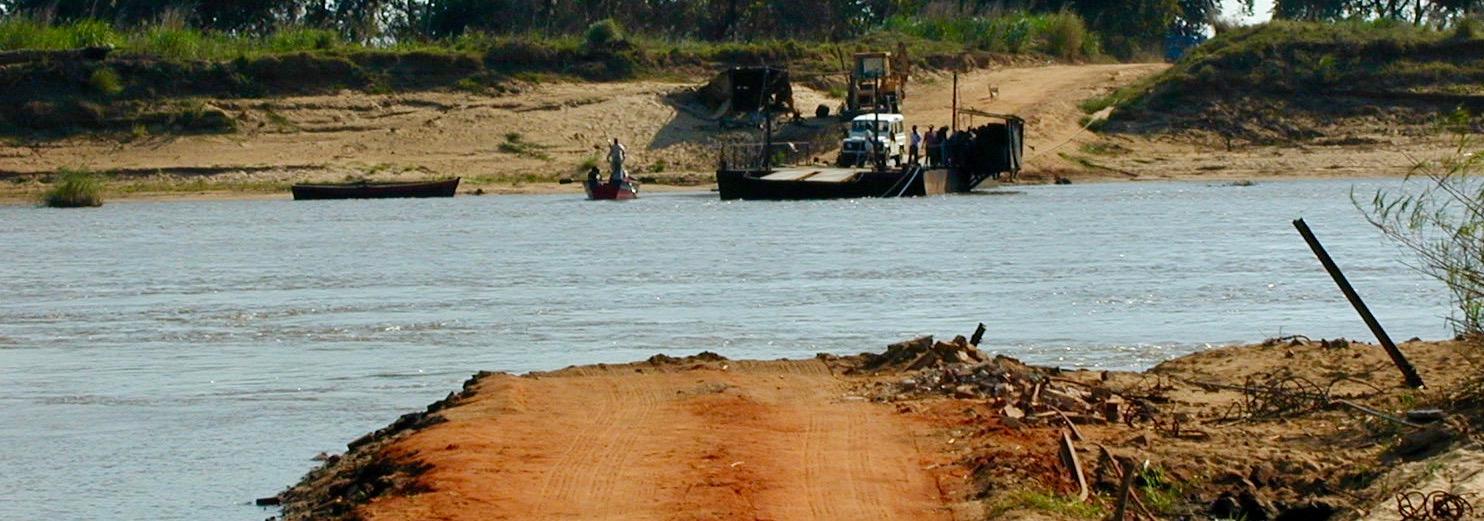 Mosambik 2000