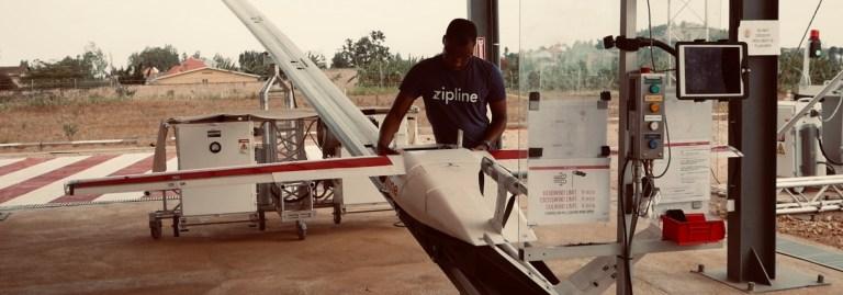 Zipline Drone