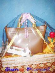 jasa pembuatan seserahan pernikahan tas