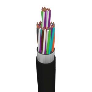 Kupfer Teilnehmerkabel TK PE-ALT Signal und Fernmeldekupferkabel 4x0.8