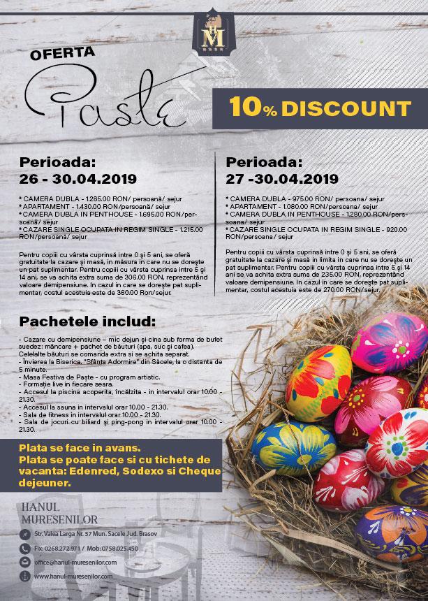 Oferte Paste 2019, oferte paste la munte, oferte paste Romania, cazare de Paste, Cazare Brasov, Oferta Paste Brasov