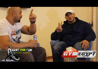 Big Ramy interview 2015